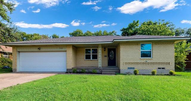 711 Willowood Lane, Lancaster, TX 75134 (MLS #14639239) :: The Barrientos Group