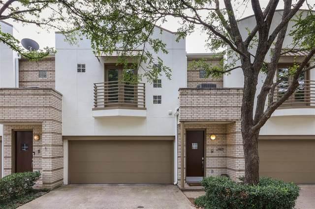 3907 Wycliff Avenue, Dallas, TX 75219 (MLS #14639246) :: Robbins Real Estate Group