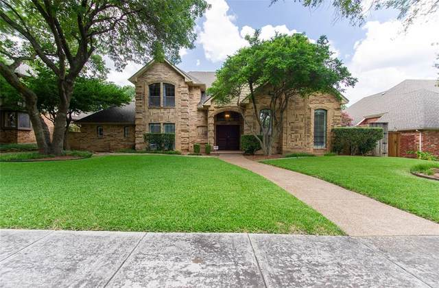 5833 Gallant Fox Lane, Plano, TX 75093 (MLS #14639259) :: VIVO Realty