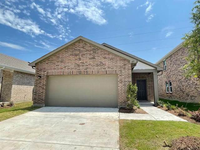 415 Covington Cove, Princeton, TX 75407 (MLS #14639286) :: The Barrientos Group