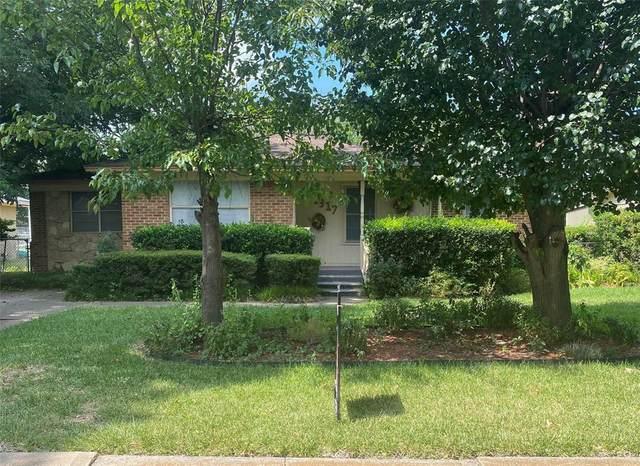 1317 Caldwell Drive, Garland, TX 75041 (MLS #14639299) :: The Mauelshagen Group