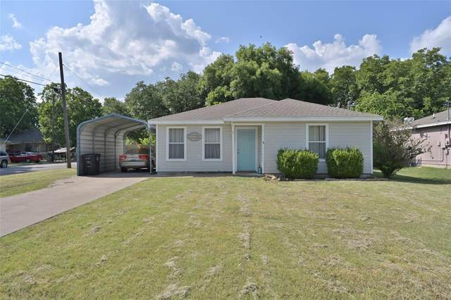 1016 Hodge Street, Cleburne, TX 76033 (MLS #14639301) :: The Russell-Rose Team