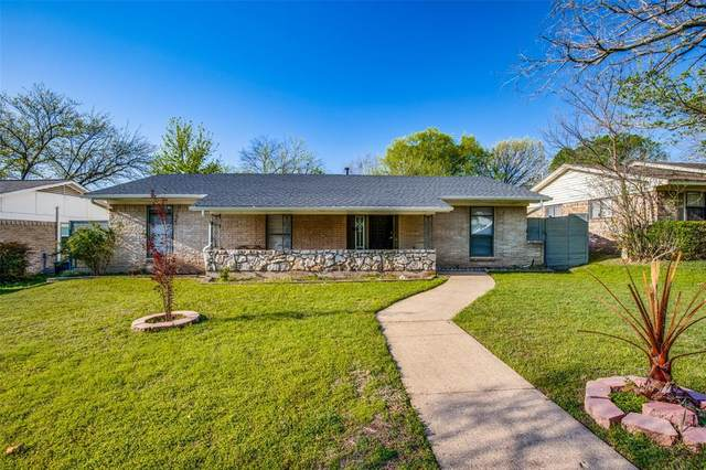 334 Carder Street, Duncanville, TX 75116 (MLS #14639310) :: The Chad Smith Team