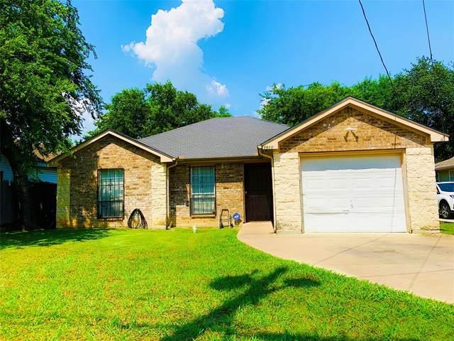 3910 Sonora Avenue, Dallas, TX 75216 (MLS #14639313) :: Real Estate By Design