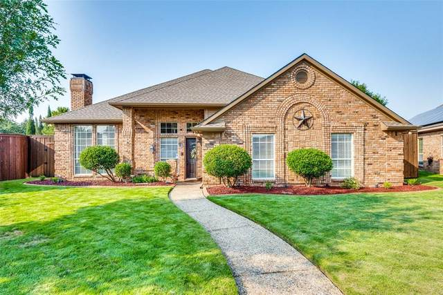500 Sundance Circle, Irving, TX 75063 (MLS #14639321) :: Real Estate By Design