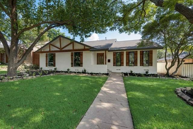 10212 Chesterton Drive, Dallas, TX 75238 (MLS #14639328) :: Real Estate By Design