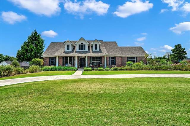 105 Golden Road, Sherman, TX 75090 (MLS #14639330) :: All Cities USA Realty