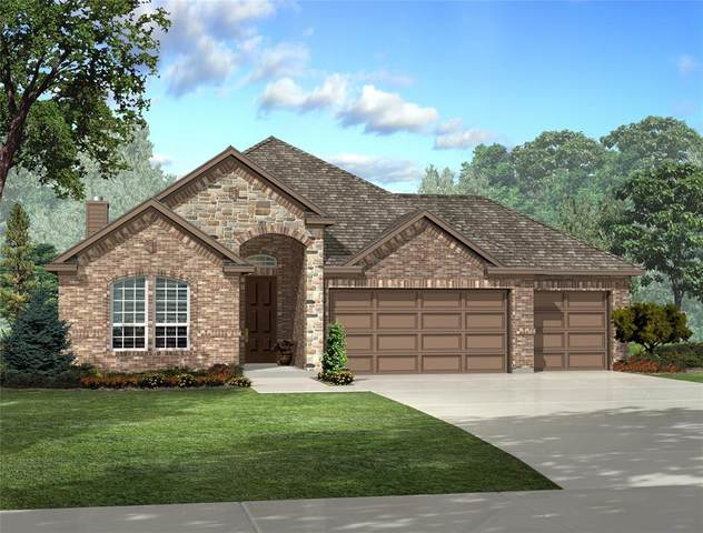1103 Hikey Lane, Mansfield, TX 76063 (MLS #14639333) :: The Chad Smith Team
