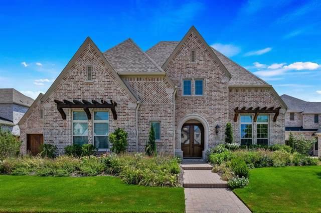 4351 Mill Branch Drive, Prosper, TX 75078 (MLS #14639334) :: Craig Properties Group