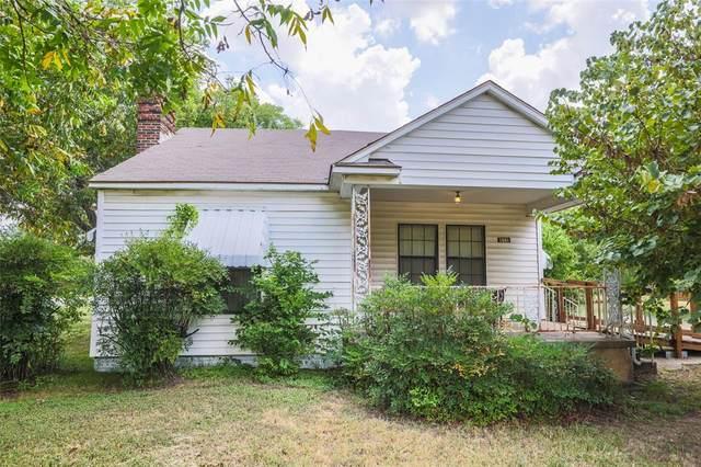 401 N Sparks Street, Alvarado, TX 76009 (MLS #14639344) :: Justin Bassett Realty
