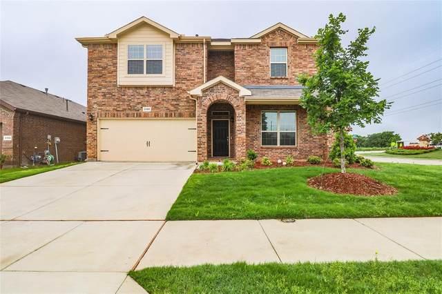 2300 Sundown Mesa Drive, Fort Worth, TX 76177 (MLS #14639347) :: The Mauelshagen Group