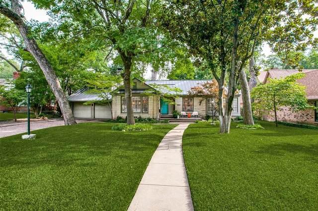 7031 Wildgrove Avenue, Dallas, TX 75214 (MLS #14639350) :: RE/MAX Landmark