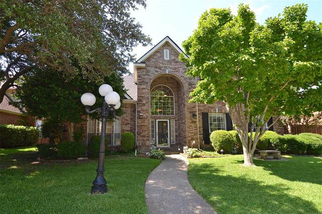 4420 Brigade Court, Plano, TX 75024 (MLS #14639356) :: Russell Realty Group