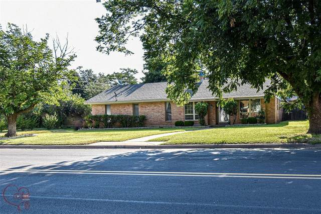 2809 S Willis Street, Abilene, TX 79605 (MLS #14639360) :: The Chad Smith Team