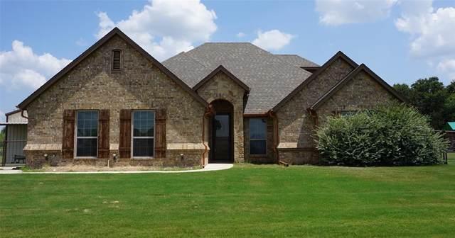 101 Post Oak Way, Weatherford, TX 76087 (MLS #14639365) :: The Great Home Team