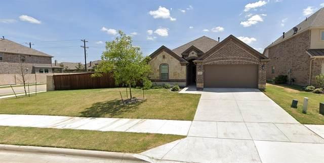 1401 Freesia Drive, Little Elm, TX 75068 (MLS #14639391) :: The Chad Smith Team