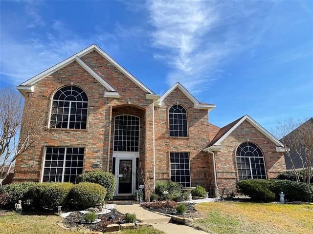 7114 Fieldstone Drive, Frisco, TX 75034 (MLS #14639392) :: EXIT Realty Elite