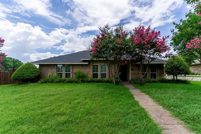 101 Teakwood Drive, Rockwall, TX 75087 (MLS #14639396) :: The Chad Smith Team