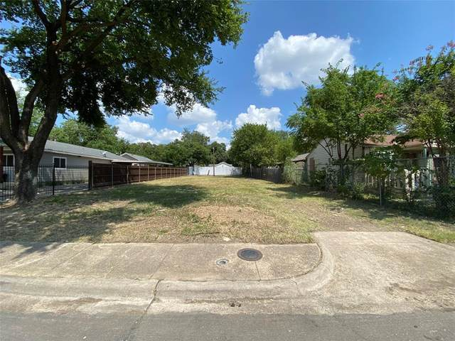 2251 Locust Street Avenue, Dallas, TX 75216 (MLS #14639430) :: Real Estate By Design