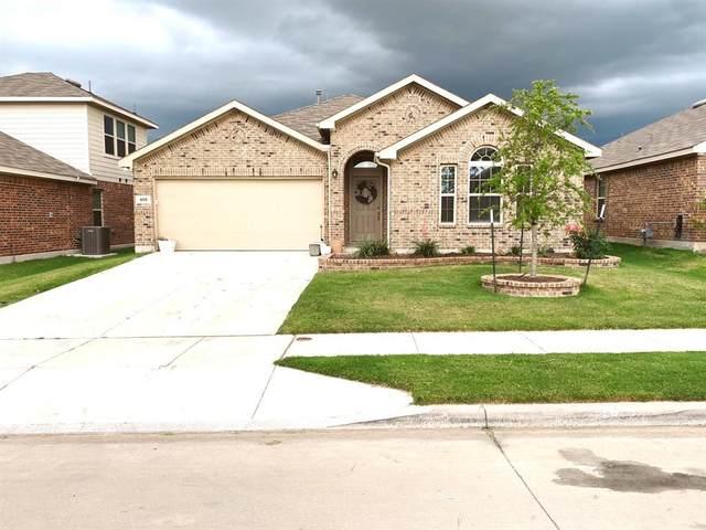 409 Pollyann Trail, Fort Worth, TX 76052 (MLS #14639441) :: VIVO Realty