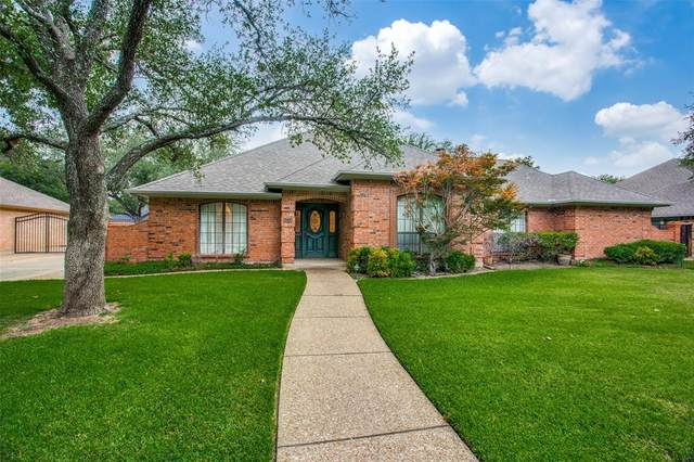 6713 Cool Meadow Drive, Fort Worth, TX 76132 (#14639445) :: Homes By Lainie Real Estate Group