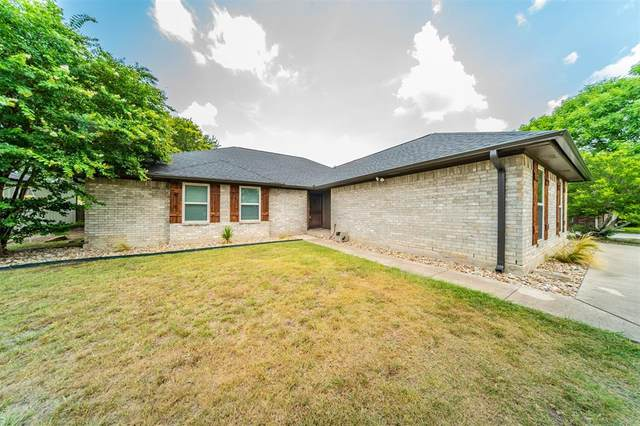 3307 Bluebonnet Circle, Weatherford, TX 76087 (MLS #14639455) :: All Cities USA Realty