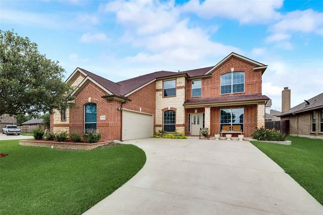 9432 Side Saddle Trail, Fort Worth, TX 76131 (MLS #14639461) :: The Mitchell Group