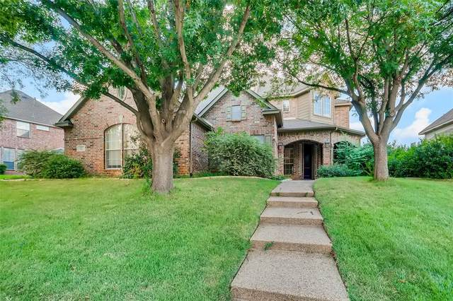 2620 Napier Lane, Flower Mound, TX 75022 (MLS #14639498) :: VIVO Realty