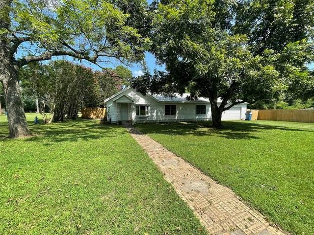 1108 N Walnut Street, Gladewater, TX 75647 (MLS #14639519) :: The Russell-Rose Team