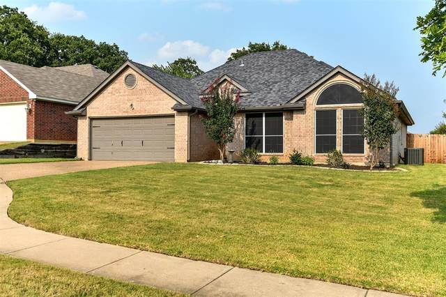 5503 Leffler Lane, Arlington, TX 76017 (MLS #14639527) :: The Mauelshagen Group
