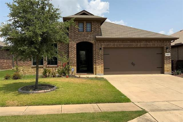 1081 Doe Meadow Drive, Fort Worth, TX 76028 (MLS #14639534) :: The Mitchell Group