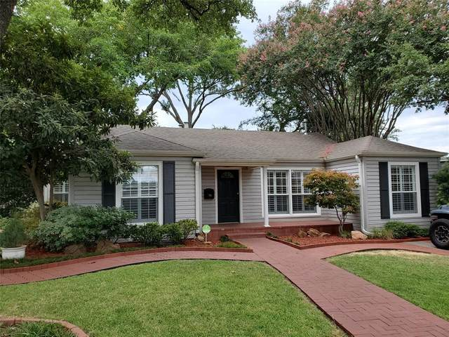 701 N Bailey Avenue, Fort Worth, TX 76107 (MLS #14639551) :: Real Estate By Design
