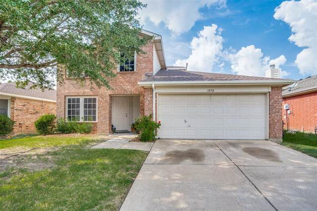 1572 Brookstone Drive, Little Elm, TX 75068 (MLS #14639553) :: The Star Team | Rogers Healy and Associates