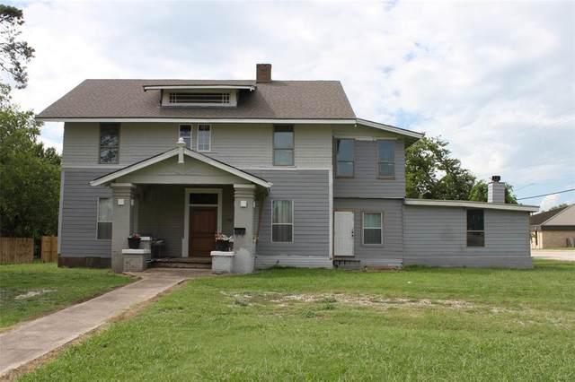 507 E Monroe Street, Itasca, TX 76055 (MLS #14639568) :: The Russell-Rose Team