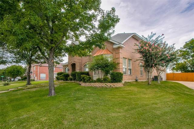 3905 Rock Trail, Plano, TX 75074 (MLS #14639580) :: All Cities USA Realty