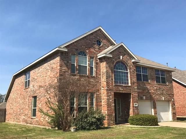 2105 Glen Manor Road, Corinth, TX 76208 (MLS #14639583) :: The Russell-Rose Team