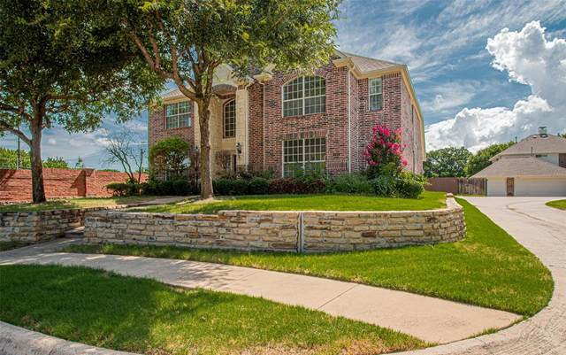 104 Ripplewood Cove, Coppell, TX 75019 (MLS #14639608) :: Lisa Birdsong Group | Compass