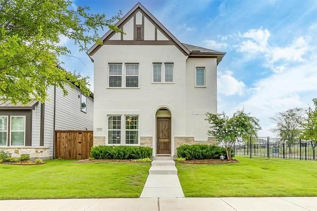 13744 Green Elm Road, Aledo, TX 76008 (MLS #14639611) :: Wood Real Estate Group