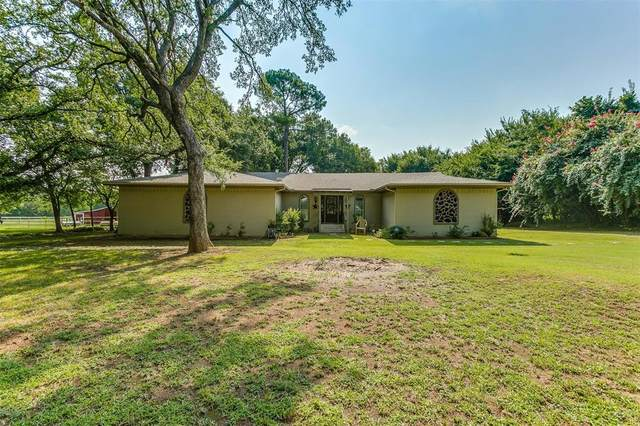 2031 Trailwood Drive, Burleson, TX 76028 (MLS #14639612) :: Russell Realty Group