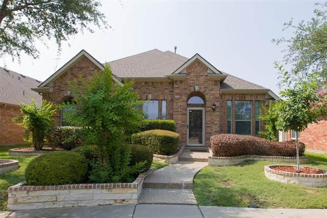 1772 Flowers Drive, Carrollton, TX 75007 (MLS #14639619) :: Real Estate By Design