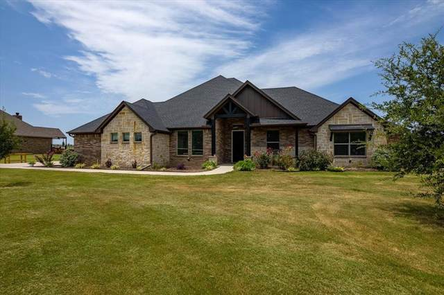 1020 Taylor Road, Weatherford, TX 76087 (MLS #14639620) :: The Chad Smith Team