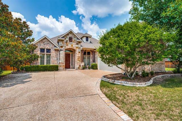 1800 Mustang Trail, Frisco, TX 75033 (MLS #14639629) :: Russell Realty Group