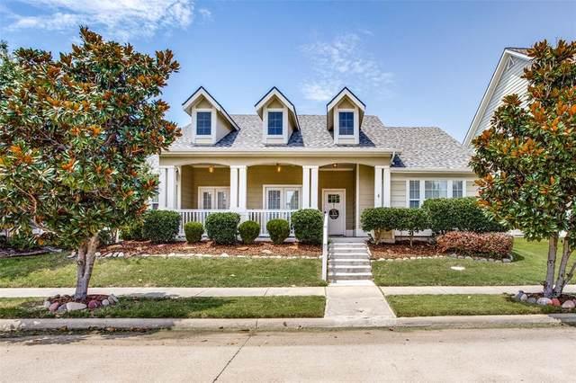 1207 Sea Pines Drive, Savannah, TX 76227 (MLS #14639674) :: All Cities USA Realty