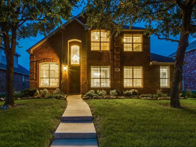 1554 Granite Rapids Drive, Frisco, TX 75036 (MLS #14639695) :: Russell Realty Group