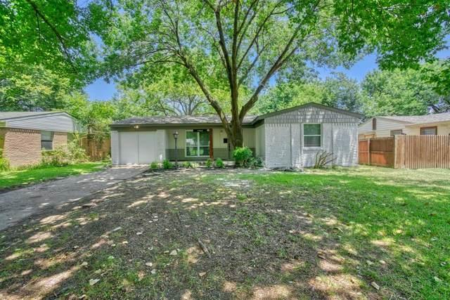 4906 San Marcus Drive, Mesquite, TX 75150 (MLS #14639716) :: Lisa Birdsong Group | Compass