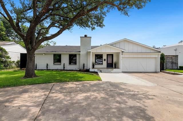 6440 Royal Lane, Dallas, TX 75230 (MLS #14639753) :: The Good Home Team