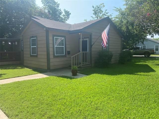 707 S Jackson Street, Kaufman, TX 75142 (MLS #14639754) :: Real Estate By Design
