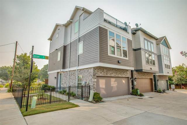 5876 Orion Place, Dallas, TX 75235 (MLS #14639755) :: Real Estate By Design