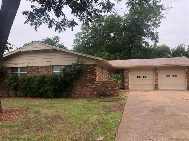 2534 Sylvan Drive, Abilene, TX 79605 (MLS #14639779) :: The Chad Smith Team
