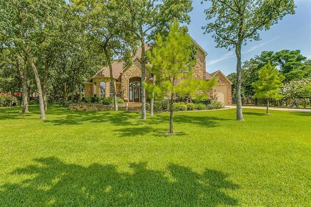 3813 Canyon Pass Trail, Burleson, TX 76028 (MLS #14639801) :: Real Estate By Design